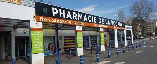 Pharmacie Accoceberry Rocade Mérignac,Mérignac