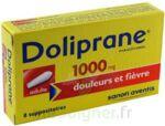 DOLIPRANE ADULTES 1000 mg, suppositoire à Mérignac