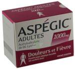 ASPEGIC ADULTES 1000 mg, poudre pour solution buvable en sachet-dose à Mérignac