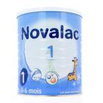 NOVALAC LAIT 1 BOITE 800G à Mérignac