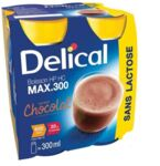 DELICAL MAX 300 SANS LACTOSE, 300 ml x 4 à Mérignac