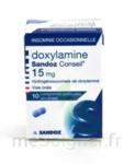 DOXYLAMINE SANDOZ CONSEIL 15 mg, comprimé pelliculé sécable à Mérignac