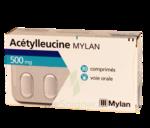 ACETYLLEUCINE MYLAN 500 mg, comprimé à Mérignac