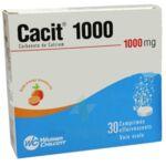 CACIT 1000 mg, comprimé effervescent à Mérignac