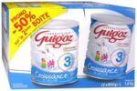 GUIGOZ LAIT CROISSANCE 3 2X800GR à Mérignac