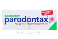 PARODONTAX DENTIFRICE GEL FLUOR 75ML x2 à Mérignac