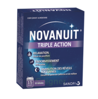NOVANUIT Triple action Gélules B/30 à Mérignac