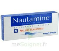 NAUTAMINE, comprimé sécable à Mérignac