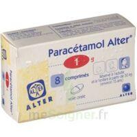 PARACETAMOL ALTER 1 g, comprimé à Mérignac