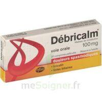 DEBRICALM 100 mg, comprimé pelliculé à Mérignac