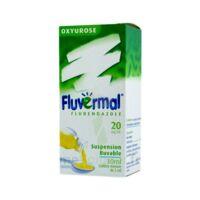 FLUVERMAL 2 POUR CENT, suspension buvable à Mérignac