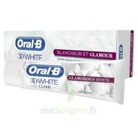 ORAL B dentifrice  D White blancheur et glamour à Mérignac