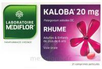 KALOBA 20 mg Cpr pell Plq/21 à Mérignac
