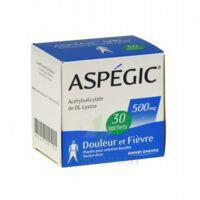 ASPEGIC 500 mg, poudre pour solution buvable en sachet-dose 30 à Mérignac