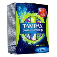 Tampax Compak Pearl Super à Mérignac
